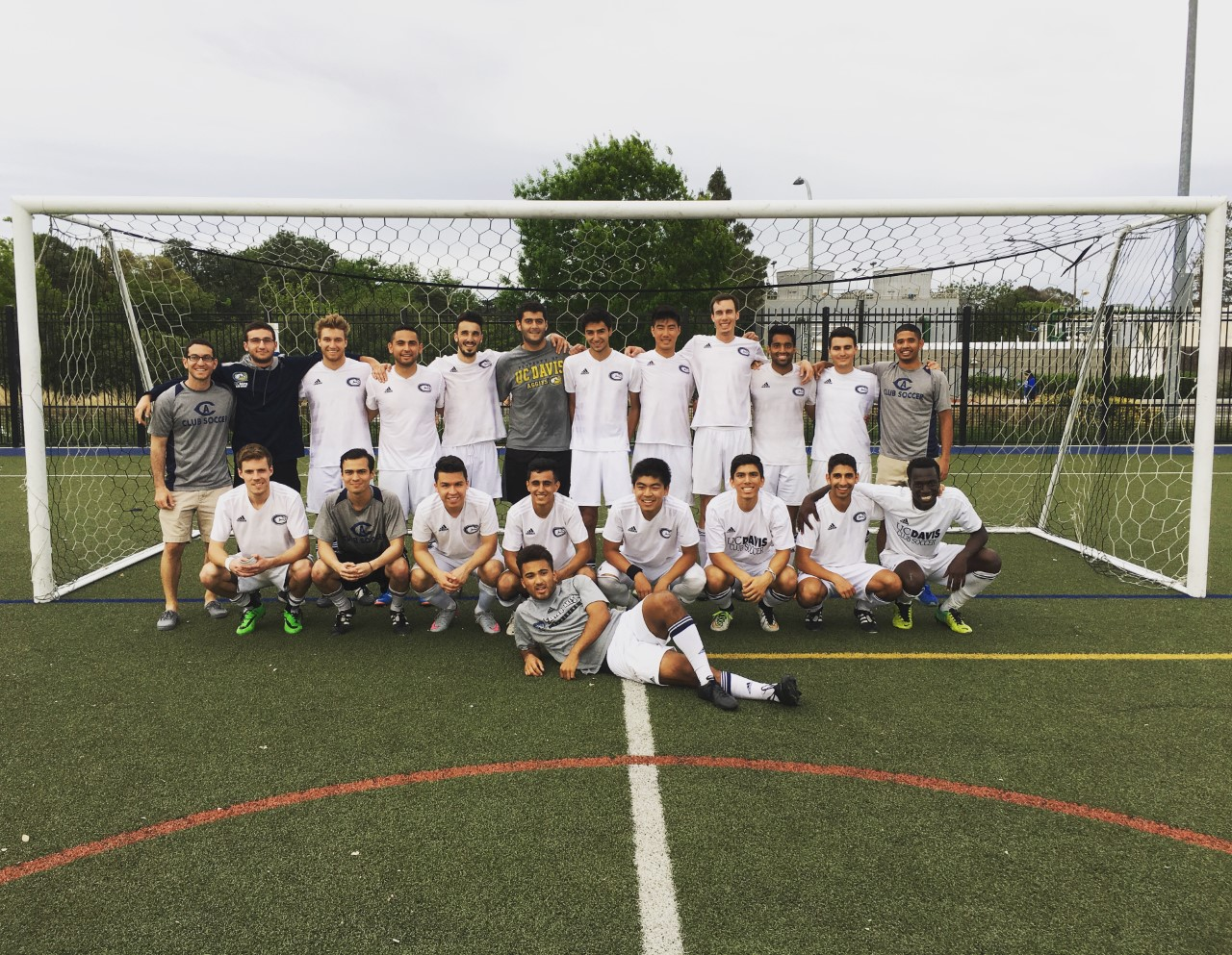 mens soccer team photo