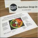 Nutrition drop-in article