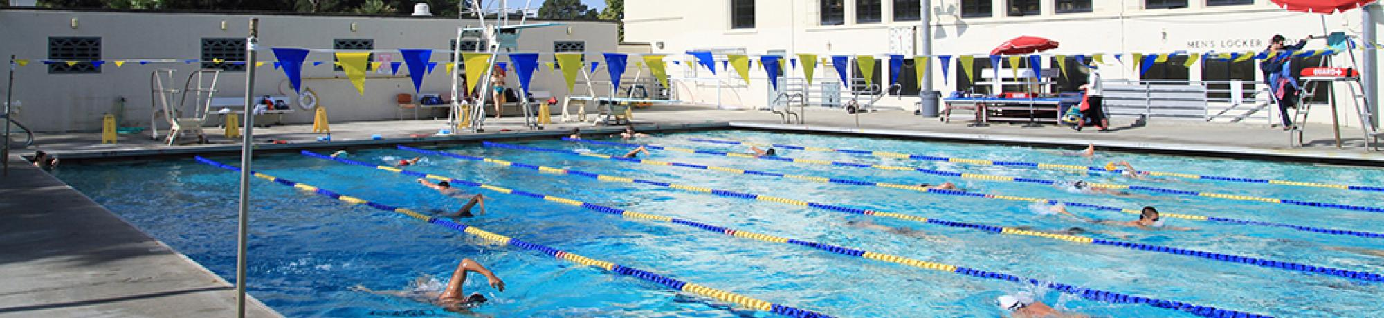 Hickey Pool   Campus Recreation