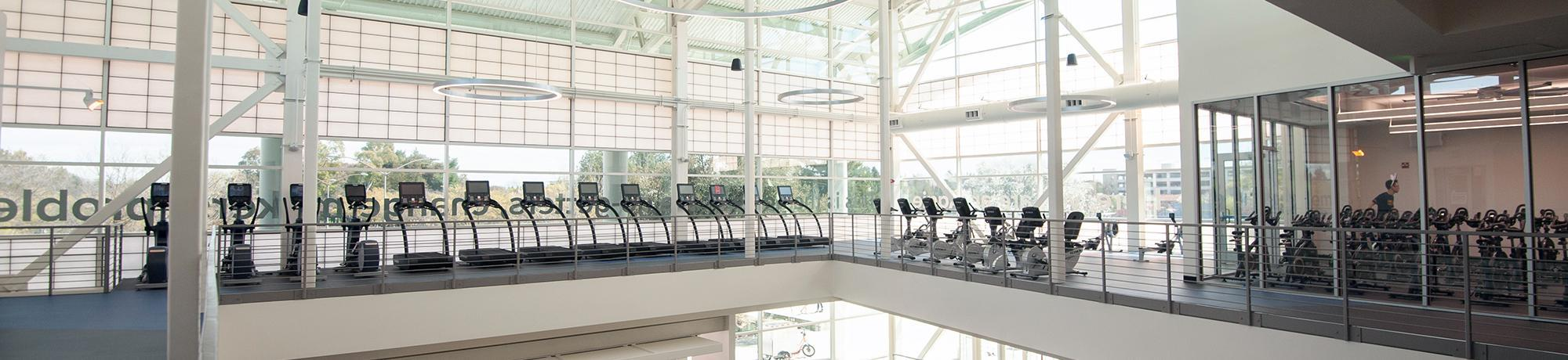 Treadmills in the ARC